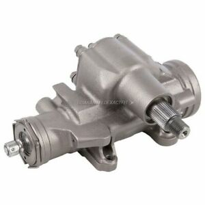 For Ford Mercury Replaces Saginaw Spa T S A U Reman Power Steering Gear Box Tcp