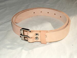 Austin Healey 100 6 3000 4 Seater Leather Tire Strap