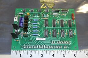 National 147 148 Snack Vending Machine Motor Interface Board Tested Good