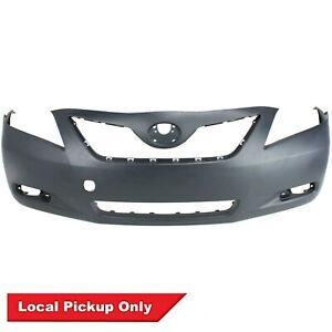 Front Bumper Cover For 2007 2009 Toyota Camry Japan Built To1000327 5211933943