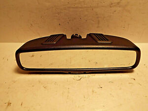 2010 Jeep Liberty Interior Rear View Mirror used