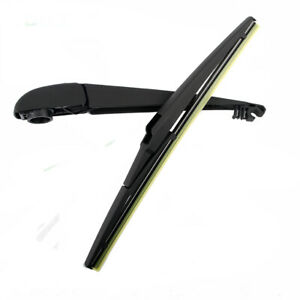 Rear Wiper Arm And Blade For Toyota Highlander 2008 2018 Black Windshield Wiper