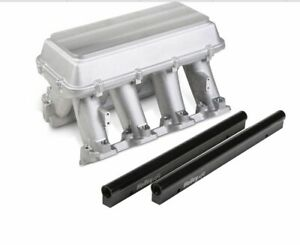 300 119 Holley High Rise Intake Ls3 Efi With Blank Top