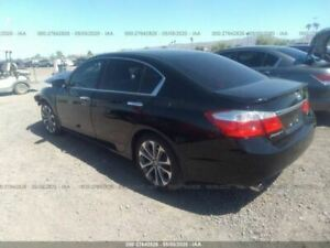 Accord 2013 Seat Rear 1313774