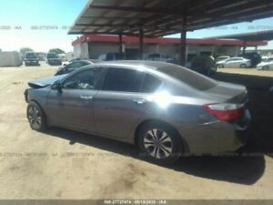 Passenger Front Seat Us Market Cloth Manual Sedan Fits 13 17 Accord 1313836
