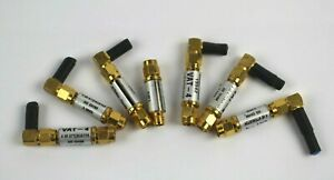 Mini circuits Vat 15 Dc To 6000 Mhz 4 Db Fixed Attenuator lot Of 7