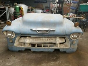 1957 Chevy 6400 Truck Front Clip Shipping Included See Description