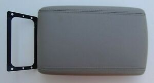 2006 2011 Buick Lucerne Cadillac Dts Center Console Gray Armrest Storage Oem