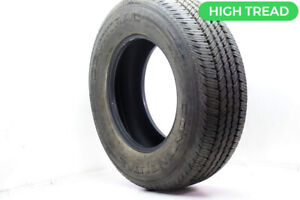 Used Lt 275 70r18 Continental Contitrac 125 122s 14 32