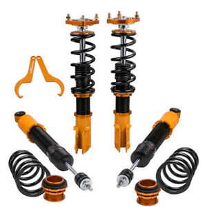 Full Assembly Coilover Shocks For Ford Mustang 4th Gen 1994 1995 1996 1997 00