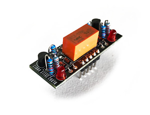 Breadboardable Latching Relay Breakouts w logic Control Assembled Kits