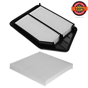 Cabin Air Filter Combo For Honda Accord 2 4l Engine 2013 2016 Us
