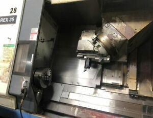 Mazak Integrex 35y 1000 Universal Cnc Turning Milling Center New 1996