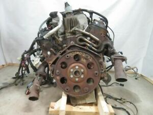 8 1 Liter Engine Motor L18 Gm Chevy 122k Complete Drop Out Ls Swap