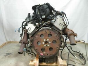 6 0 Liter Engine Motor Lq4 Gm Chevy 111k Complete Drop Out Ls Swap