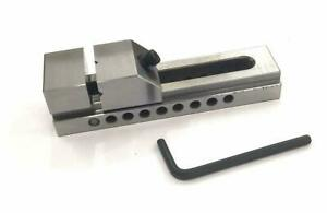 Tool Maker s Small Steel Grinding Precision Vice Vise 1 5 Inches 38 Mm Pin Type