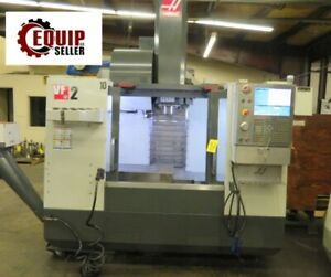 2015 Haas Vf2 Cnc Vertical Machining Center Milling Machine Free Loading