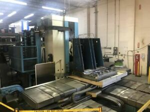 Femco Wbmc11or3 Cnc Horizontal Boring Mill