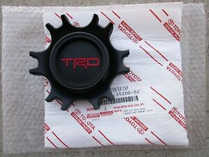 19 21 Toyota Tacoma Trd Pro 16 Inches Wheel Center Cap Trd Logo Oem New
