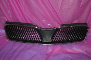 02 03 Mitsubishi Diamante Oem Factory Front Grill Grille 2002 2003 Chrome Oem