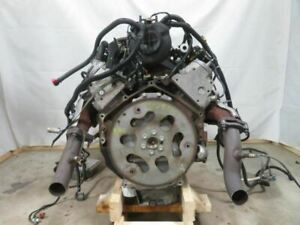 5 3 Liter Engine Motor Ls Swap Dropout Chevy L59 126k Complete Drop Out