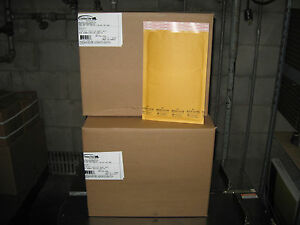 200 1 Ecolite Kraft Bubble Mailers 7 25 X 12 W Free Shipping