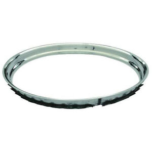 Chevy Truck Wheel Trim Ring 14 Ribbed 1947 1972 61 242617 1