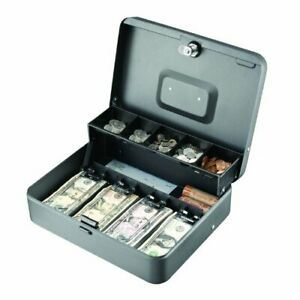 Tiered Tray Cash Box 1 Each mmf2216194g2