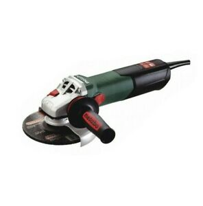 Metabo Angle Grinder 6 Wheel Dia 14 Amps 120vac Mod We 15 150 Quick