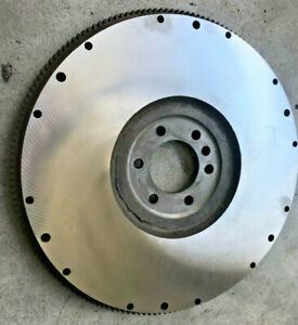 1963 1979 Chevrolet Flywheel 3973456n 11 168 tooth F115 Datecode 14 1 8 Od