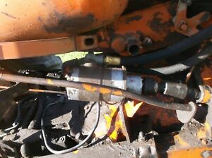 Allis Chalmers Wd Wd45 Char lynn Power Steering Setup Antique Tractors