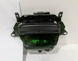 1997 2003 Ford F 150 Overhead Console Display Compass Temperature