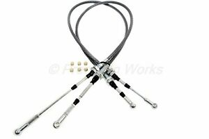 Precision Works Race Spec Shifter Cable For Fits Porsche 911 991 Carrera Gt3 Rs