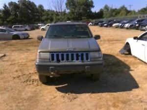 Driver Axle Shaft Front Lhd Dana 30 Axle Fits 97 06 Wrangler 382666
