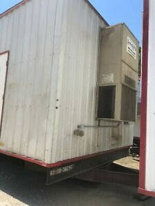Reduced Used 2007 12 X 60 Mobile Office Trailer S 302977 Houston Tx