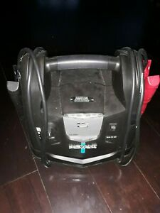 Rarely Used Portable 750 Amp Battery Jump Starter W Air Compressor Very Nice
