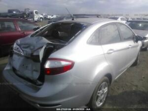 Fiesta 2017 Door Assembly Rear Side 1291629