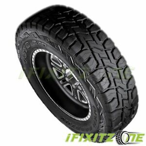 1 Toyo Open Country R T 37x12 50r20 10p All Terrain Off Road Rugged Truck Tires