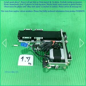 Thk Kr20 Pitch 1mm Stroke 50mm Linear Stage motor As Photo Sn 2061 Dhltous