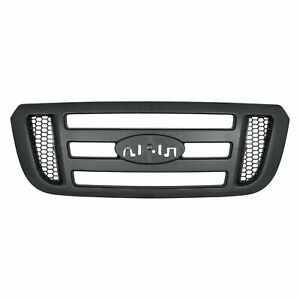 New Textured Gray Grille For 2006 2011 Ford Ranger Fo1200473 Ships Today