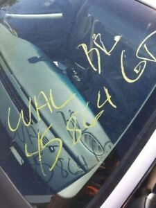 Passenger Front Seat Bench Split Leather Fits 01 02 Crown Victoria 3164277