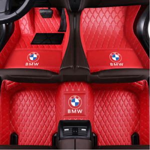 For Bmw All Models Car Floor Mats Carpet Luxury Custom Floorliner Auto Mats
