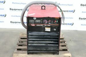 Lincoln Electric Idealarc Dc 1000 1000 Amp Welder Power Source