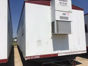 Used 2005 12x60 Office Trailer Modular Building Sn 34021 Chicago Il