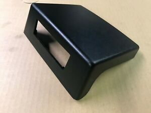 87 93 Ford Mustang Black Center Console Armrest Delete Panel Factory Oem Factory