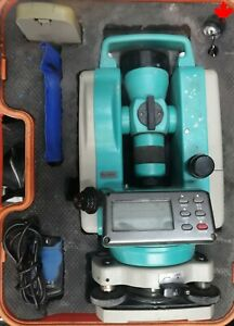 Unbranded Dt 5a Electronic Digital Theodolite Surveyor Used Working 003
