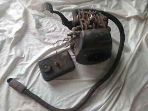 1940 s Briggs Stratton Wmb Engine Stationary Washer Gas Motor