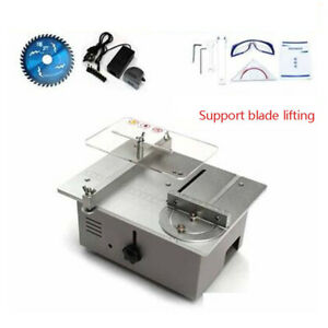 Diy Mini Table Saw Mini Desktop Cutting Machine Bench Saw Woodworking Lathe