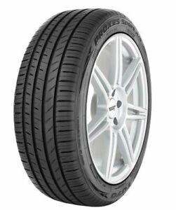 Toyo Proxes Sport A s 255 45r20xl 105y quantity Of 2