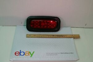 New Truck Lite 60250r 60 Series Led Red Oval 26 Diode Stop Turn Tail